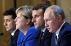 У Путіна розповіли, де відбудеться новий нормандський саміт