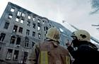 На згарищі в Одесі шукають чотирьох зниклих