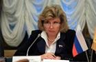 В тюрьмах Украины находятся 36 россиян - Москалькова