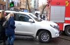 Внедорожник  слуги народа  заблокировал движение спасателям в Одессе