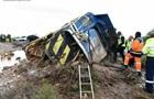 У Ботсвані пасажирський поїзд зійшов з колії: десятки постраждалих