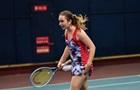 Украинская теннисистка Снигур впервые в карьере обыграла соперницу из Топ-100