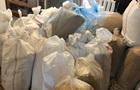 У семьи на Харьковщине нашли около 800 кг наркотической смеси