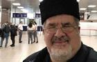 Чубарова на три години затримали в аеропорту Бухареста