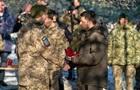 Зеленський нагородив 29 військових орденами і медалями