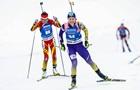 Биатлон: Украина огласила составы на женский и мужской спринт