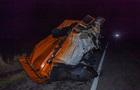 Под Днепром у грузовика оторвало кабину при ДТП