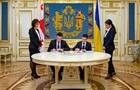 Україна і Грузія домовилися створити стратегічну Раду