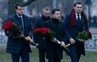 Зеленський вшанував пам ять ліквідаторів аварії на ЧАЕС