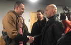 Сенцов прибыл на реабилитацию в Латвию