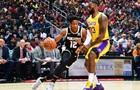 НБА: Атланта вдома поступилася Лейкерс, Голден Стейт програв Сакраменто