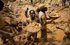 В Конго на золотодобывающей шахте погибли 30 человек