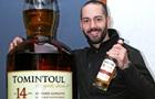 Самую большую в мире бутылку виски продали на аукционе