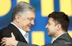 У Кремлі порівняли політику Зеленського і Порошенка