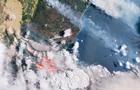 Масштабні пожежі в Австралії показали з борту МКС