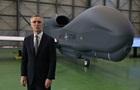 НАТО відкрило першу систему безпілотної авіарозвідки