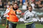 Рамос и Бэйл не попали в заявку Реала на матч против Севильи