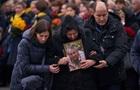 У Борисполі прощаються із загиблими в Ірані