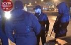 У Києві поліція переслідувала п яного й озброєного порушника