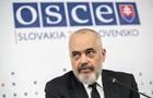 Украина просит ОБСЕ расширить миссию