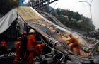 В Індонезії впав міст: дев ятеро загиблих, 17 постраждалих