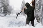 На Испанию обрушился снежный ураган, есть жертвы