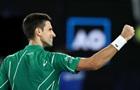 Джокович виграв 900-й матч у кар єрі і є шостим в історії за цим показником