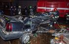 В Днепре два человека погибли в тройном ДТП