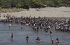 Караван до США: мігранти штурмували кордон між Гватемалою і Мексикою