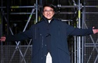 Джекі Чан вийшов на подіум у Парижі