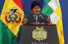 У Болівії парламент прийняв відставку поваленого президента