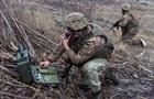 Сутки на Донбассе: три обстрела, ВСУ без потерь