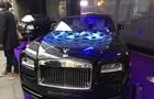 В Україні продали рекордну кількість Rolls-Royce за рік