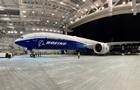 Первый полет самолета Boeing 777X отложили