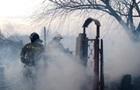 В Одесі загорівся очерет: вогонь перекинувся на будівлю