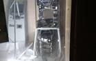 В Харькове взрыв разрушил банкомат