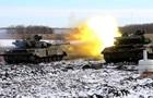 У зоні ООС проходять збори командирів танкових підрозділів