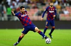 Барселона потерпела поражение от Валенсии