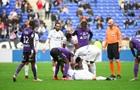 Гравець Ліона під час матчу раптово втратив свідомість