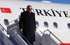 На початку лютого в Україну прилетить Ердоган