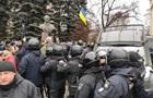 Стычки в Харькове: пострадали журналист и коп
