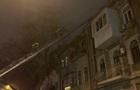 У центрі Одеси горіла пам ятка архітектури