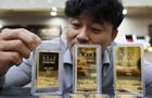 Золото рекордно подорожчало на новинах з Китаю