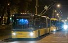 У Києві через ДТП зупинилися тролейбуси
