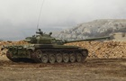 В Сирии сняли попадание ракеты в танк Т-72
