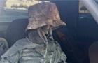 Американец возил скелет в авто для льгот