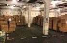 Зеленський  знайшов  у порту для дітей 23 тонни іграшок
