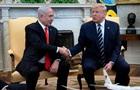 Трамп розкрив деталі плану для Ізраїлю і Палестини