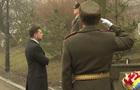 Зеленський вшанував пам ять Героїв Крут