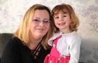 Маленькая девочка спасла мать от смерти
